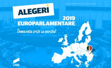 Candidați Parlamentul European USR Diaspora