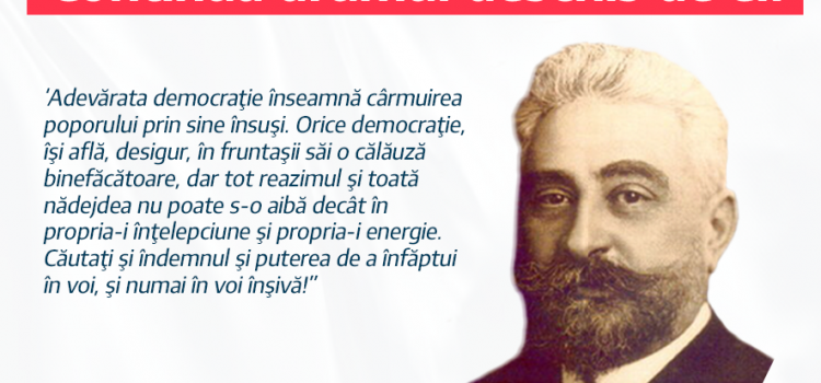 Oamenii Unirii: I.C. Brătianu