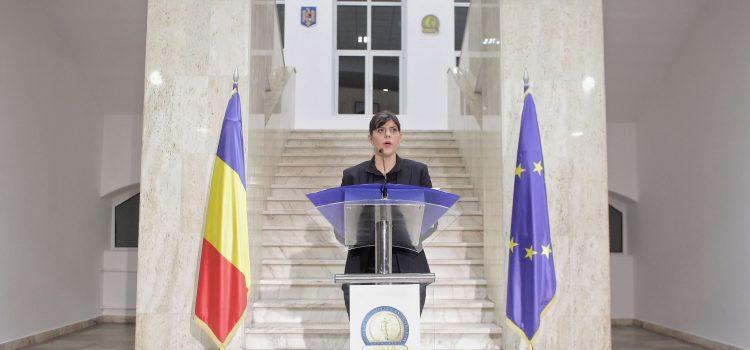 USR susține candidatura lui Kovesi pentru postul de procuror european