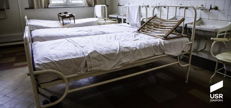 Nu vreau să mor într-un spital infect
