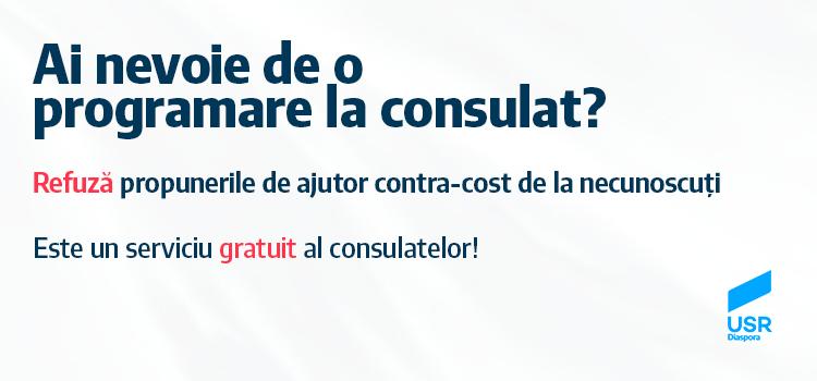 Cum poți evita să devii prada mafiei programărilor online la consulatele României
