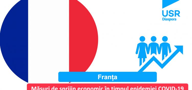 Franța: măsuri de sprijin economic pentru IMM-uri și salariați