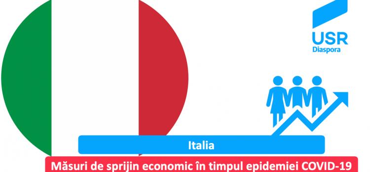 Italia: măsuri de sprijin economic pentru IMM-uri și salariați
