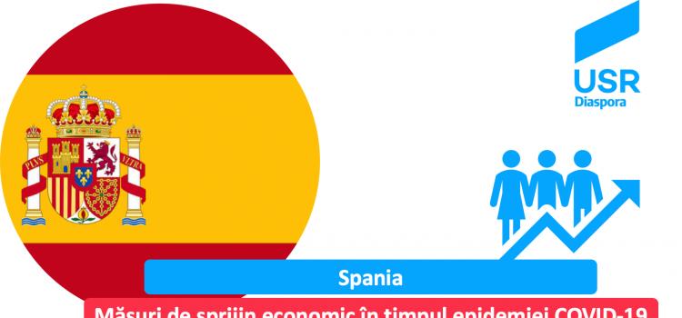 Spania: măsuri de sprijin economic pentru IMM-uri și salariați