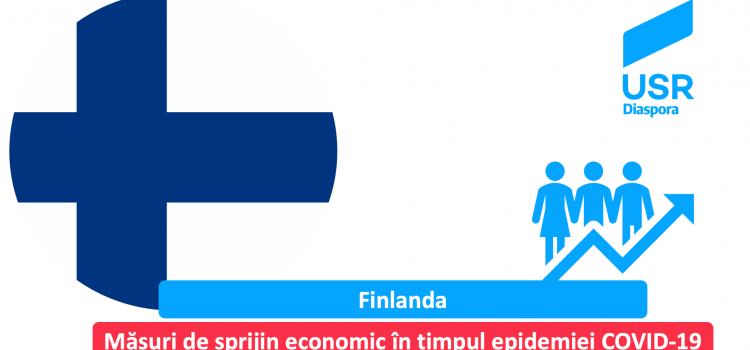 Finlanda: măsuri de sprijin economic pentru IMM-uri și salariați