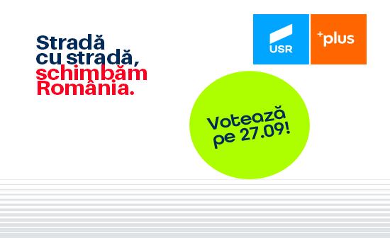 Planul Electoral al Alianței USR PLUS pentru alegerile locale