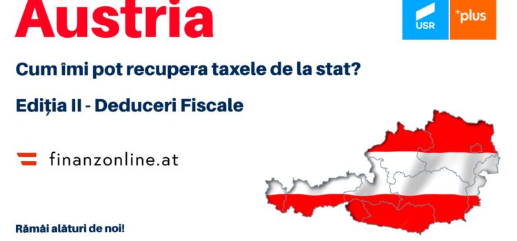 Austria – Află cum să îți primești taxele înapoi!