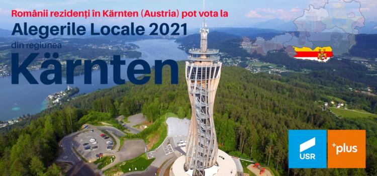 Alegeri locale în regiunea Kärnten (Austria)